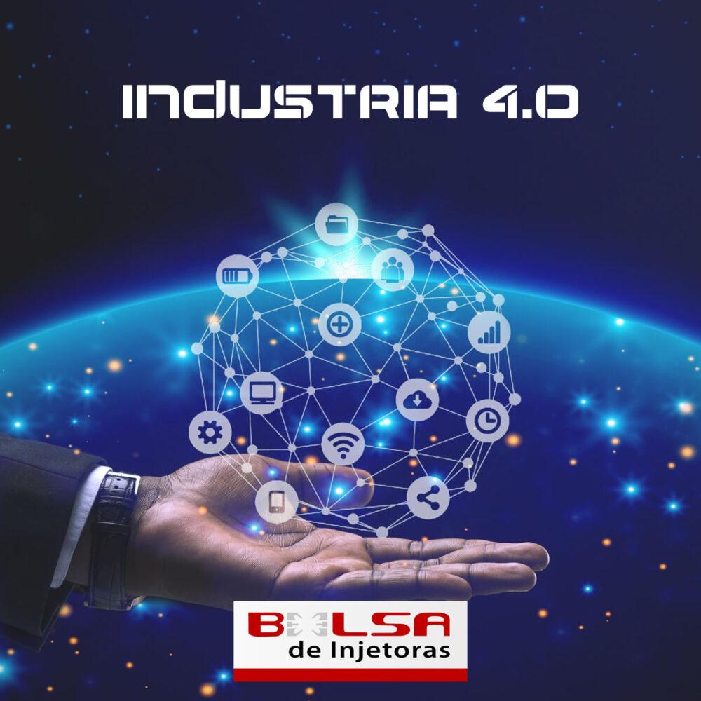 Automação + Indústria 4.0